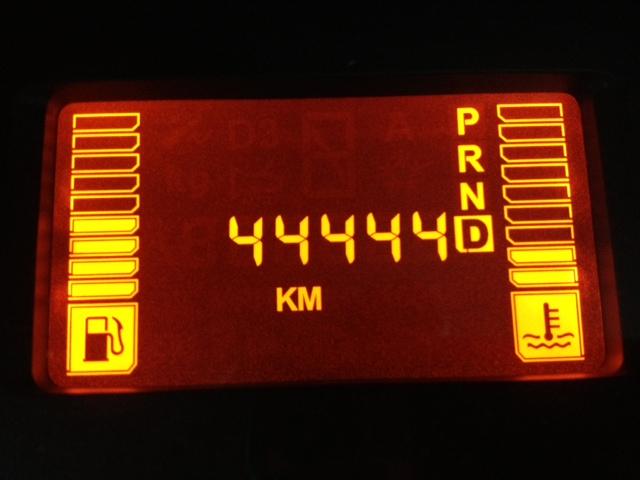201252044444km